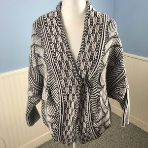 Zara Oversized Chunky Cardigan - Size Medium